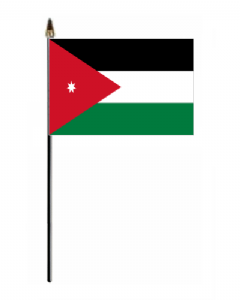 Jordan Country Hand Flag - Small.